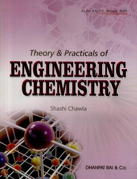 [PDF] Engineering Chemistry By Shashi Chawla