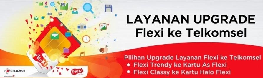 Fourth image of Insentif Penukaran Kartu Telkom Flexi Ke Telkomsel Di with Haryo BJ: Upgrade Layanan Flexi ke Telkomsel
