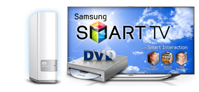 How to Store DVDs on WD My Cloud for Playback on HD TV