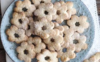 Logo Ricette economiche: i biscotti alla panna di Agrodolce
