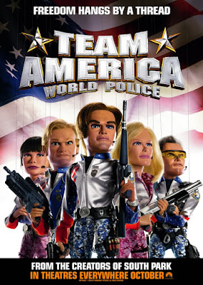 Team America: World Police Poster