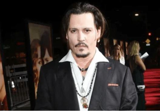 जॉनी डेप Johnny Depp