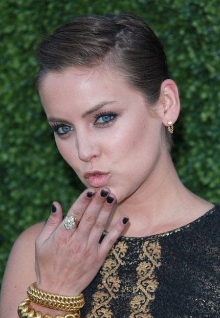 leopard: 2 20 girl of the week, Jessica Stroup *Chop Shop