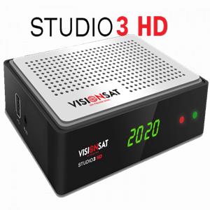 VISIONSAT STUDIO 3 HD NOVA ATUALIZAÇÃO V1.21 Visionsat_Sudio3HD_ByKaduSat