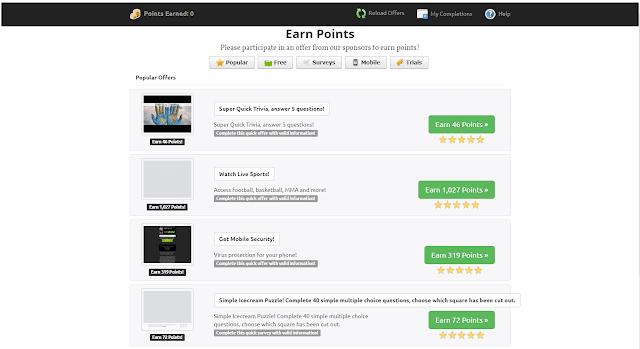 Adwork Media offerwall review