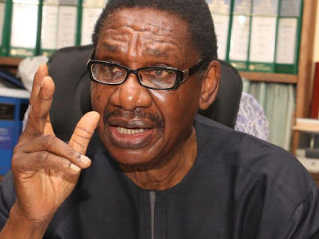 NYSC Certificate: Sagay Rejects Calls for Adeosun's Sack