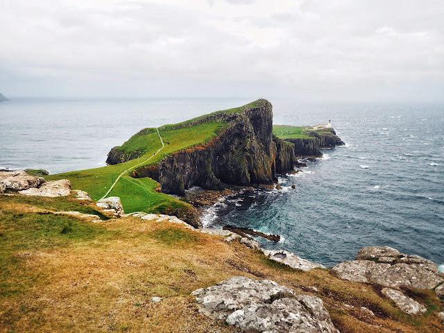 Что посмотреть в Шотландии?  Маяк