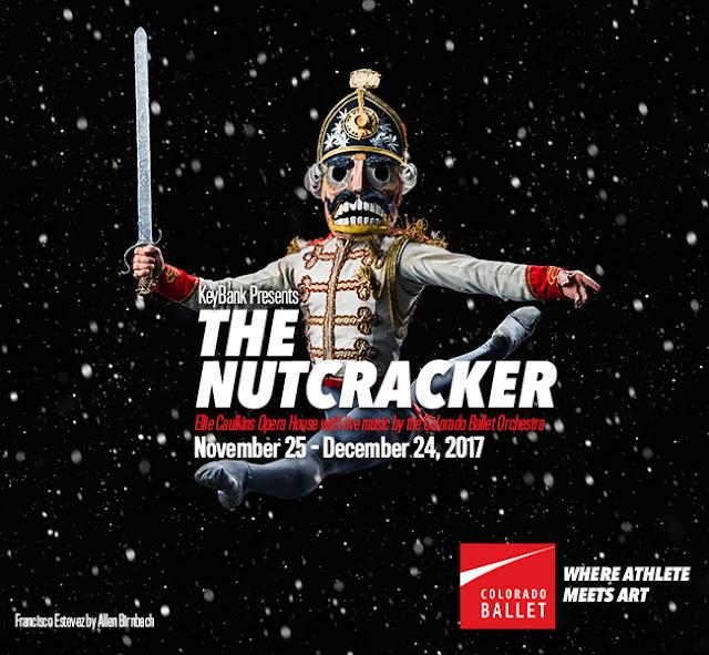 Colorado Ballet Nutcracker, The Nutcracker promo code, Colorado Ballet Nutcracker promo code, promo code for the colorado ballet