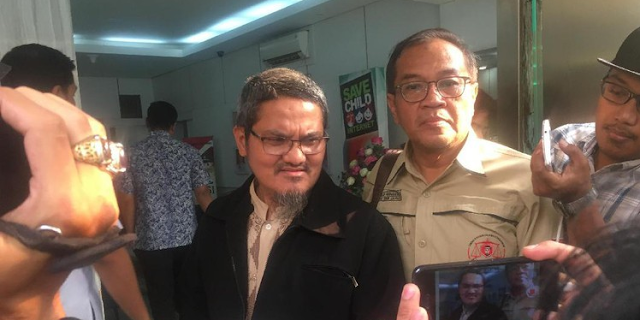 Jonru Ditahan, Netizen Sujud Syukur
