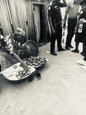 egun trader at makoko