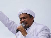 Pesan Habib Rizieq dari Arab Saudi: Tetap Pada Komando Ulama, Kemenangan dari Allah Sudah Dekat