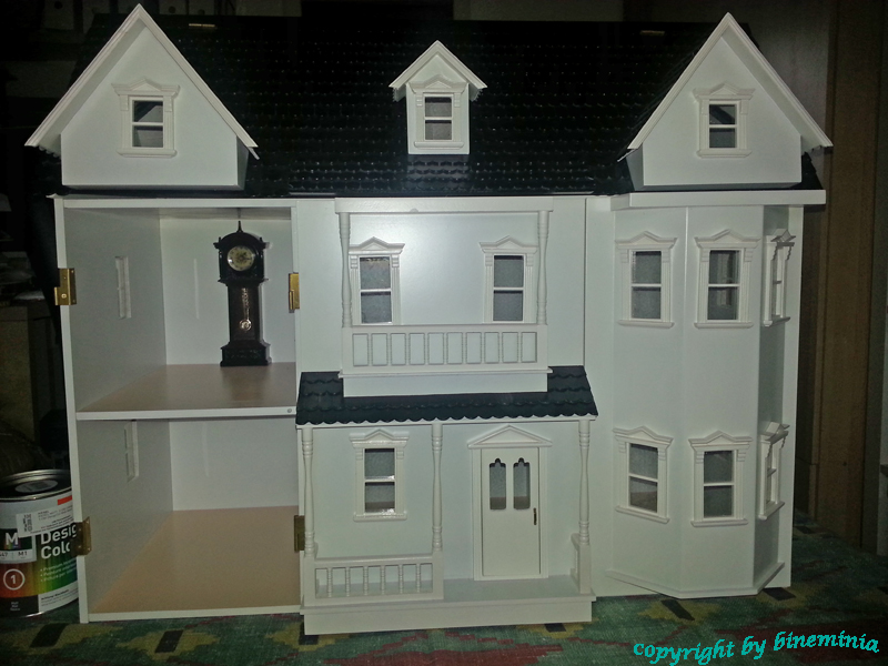 bineminia mein puppenhaus teil 1 bis. Black Bedroom Furniture Sets. Home Design Ideas