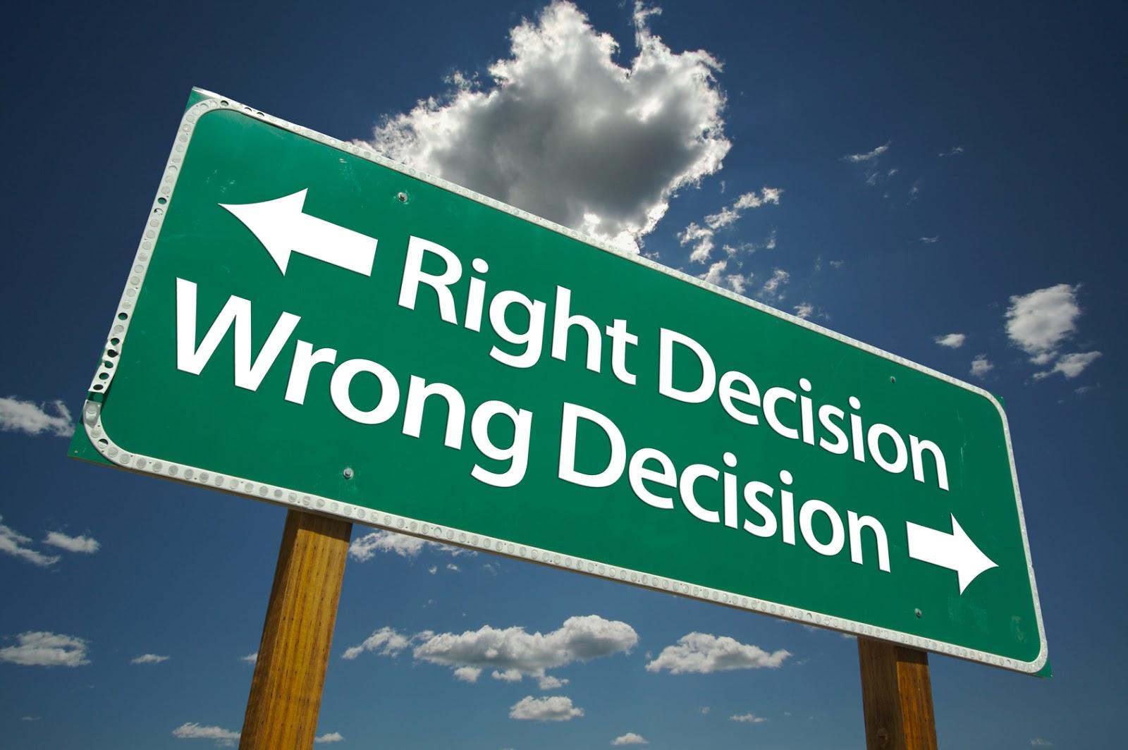 Siapakah yang salah dan siapa yang benar ?