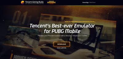 Emulator PUBG Mobile Resmi Tencent Gratis