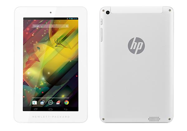 HP Slate 7 Plus, Tablet Murah Terbaru dari HP