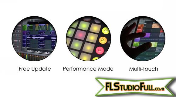 Novo FL Studio 11 - Updates Free, Modo de Performande e Multi-Touch.png