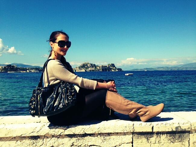Corfu island trip