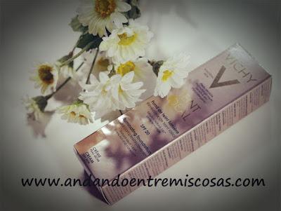 Vichy, Teint Idéal Fondo De Maquillaje Crema