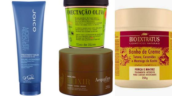 mascaras nutritivas para cabelo
