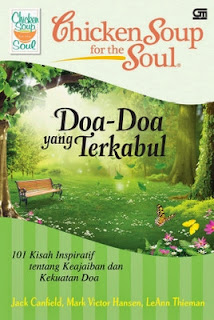 Buku Chicken Soup for the Soul: Doa-Doa yang Terkabul