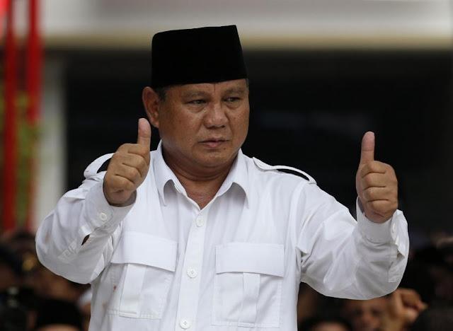 Jika Ada Yang Lebih Baik, Prabowo Siap Tidak Nyapres