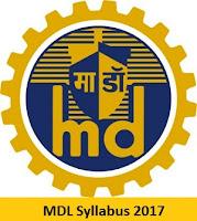MDL Syllabus 2017
