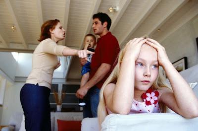 Origen del estrés Infantil