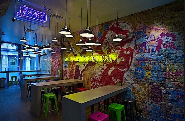 17 Desain Warna Dinding Cafe Paling Unik Menarik Dan Keren Di Dunia Segala Desain Terbaru Dan