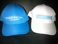 Topi Promosi Mobiloka