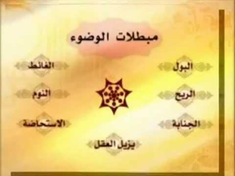 موسوعة محمد الناجي الرزقي للعلوم 10 نواقض الوضوء 1 باب الطهارة