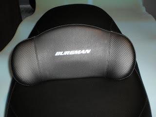Tapizar asiento moto Burgman