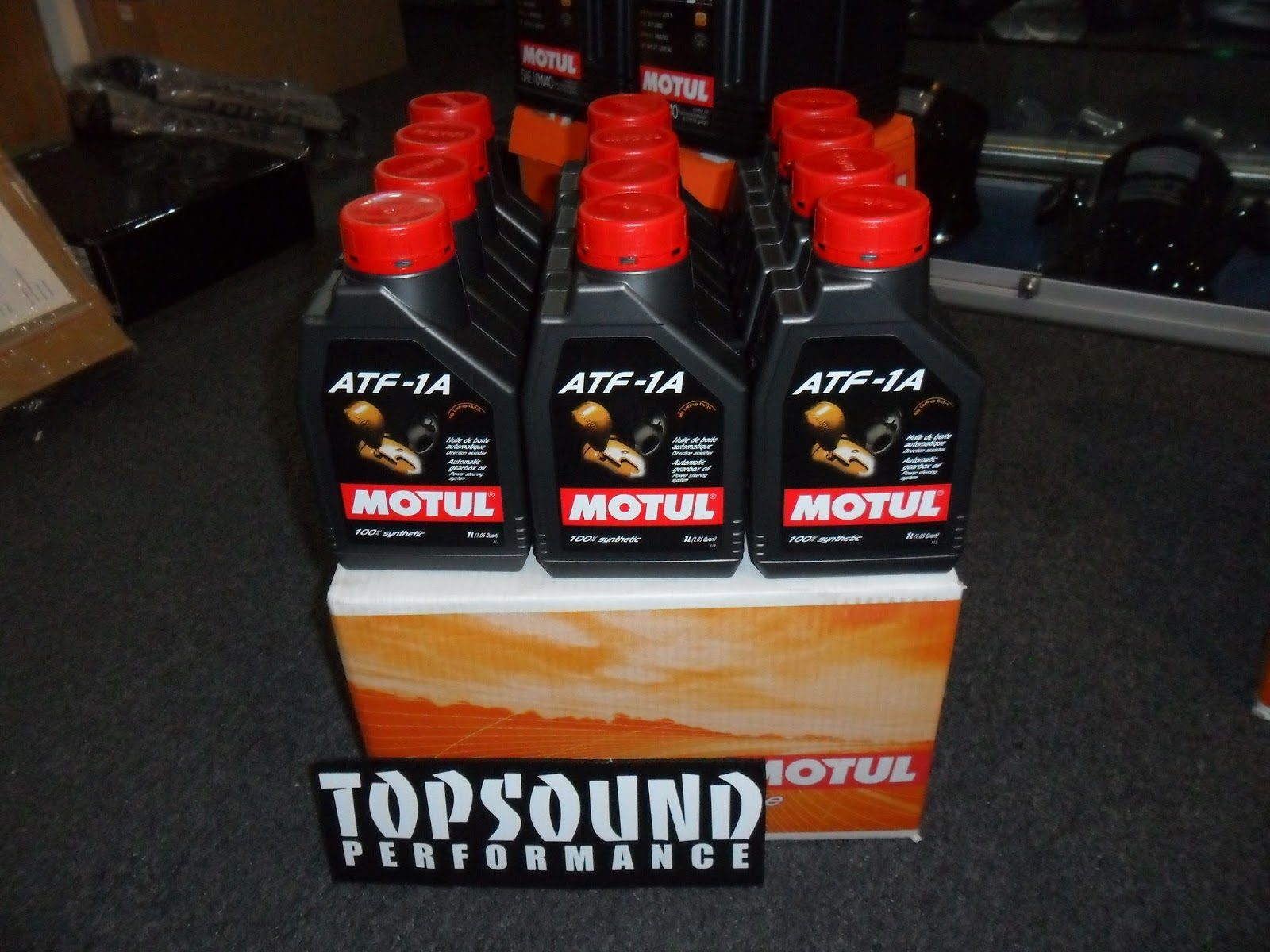 topsound performance motul atf 1a auto transmission oil. Black Bedroom Furniture Sets. Home Design Ideas