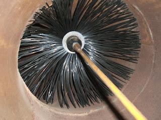 Limpieza de chimeneas