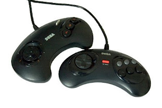 Mandos Mega Drive