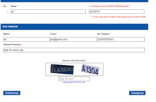 Cara Beli Tiket Kereta Api Secara Online Di Website Resmi PT KAI