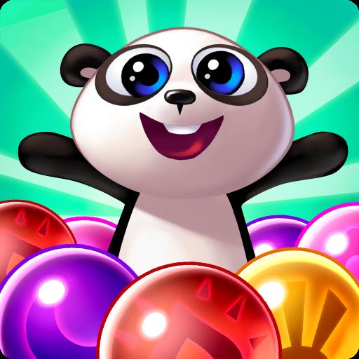 تحميل لعبة Panda Pop مهكرة وكاملة للاندرويد نقود لا نهاية أخر اصدار