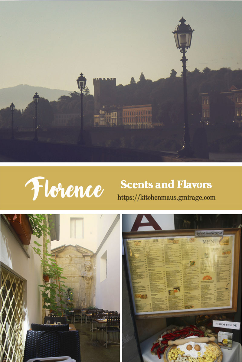 Getting to Know a City Through its Food- #Florence dubbed as the Athens of the Middle Ages impressed me the most. Being on the streets walked upon by the artists responsible for the Renaissance. Its streets smell of aromatic garlic on olive oil - a perfect walk. #Italy