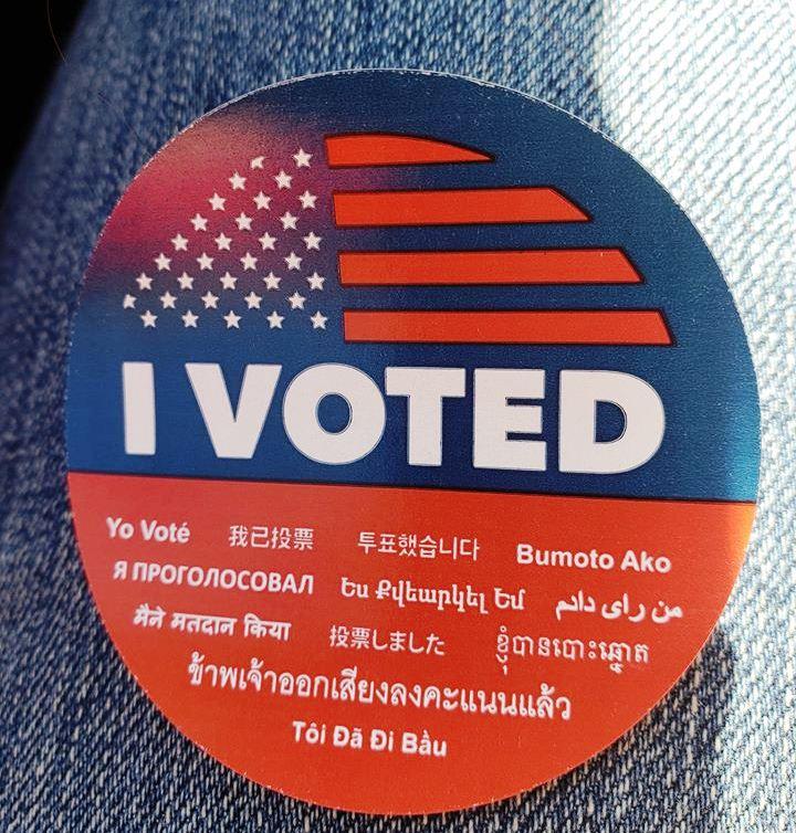 Los norteamericanos volverán a las urnas en noviembre de 2020 / RACI