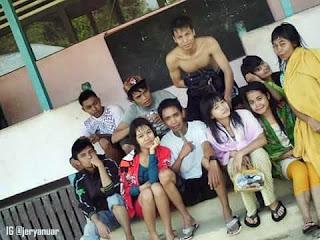 Embaloh Hulu Pulau Melayu Landjak Kapuas Hulu Kalimantan Barat