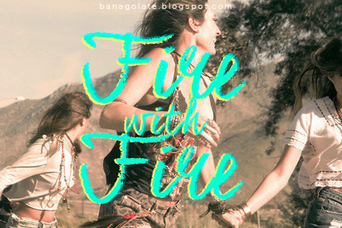 Review: Fire with Fire by Jenny Han and Siobhan Vivian