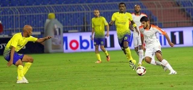 موعد مباراة النصر والشباب اليوم في الدوري السعودي للمحترفين والقنوات الناقلة والتشكيل المتوقع
