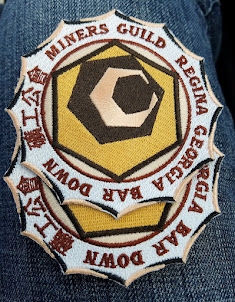 Miners Guild Patch