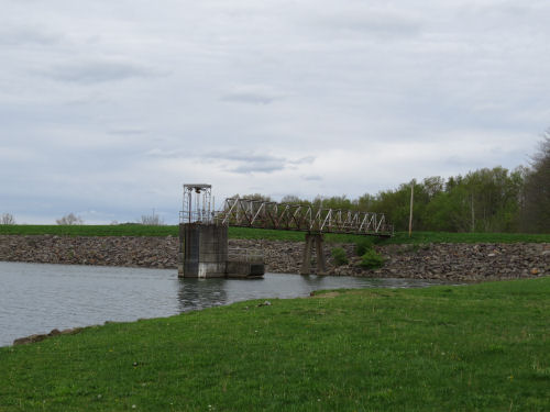 Wolf Lake Dam
