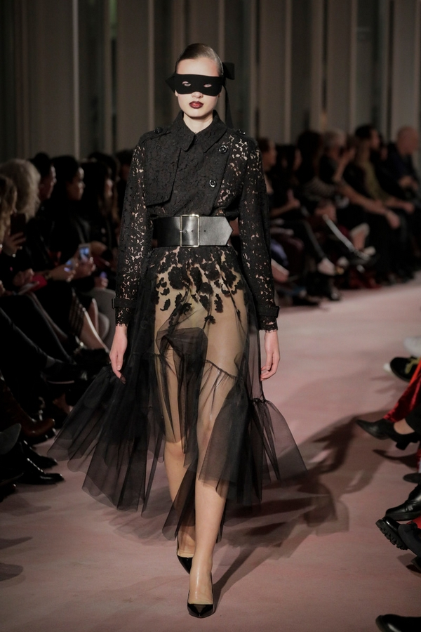 Claes Iversen's Spring Summer '18 Couture collection