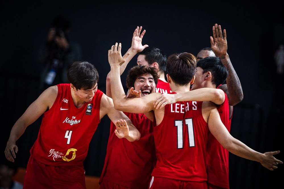 99ab48207b34 Seoul SK subdues Meralco to clinch 3rd place in FIBA Asia CC