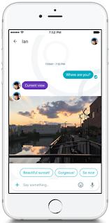 visionfortech,pratik soni,google allo app