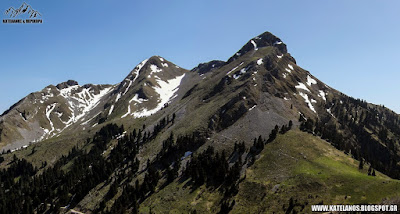 χελιδονα ευρυτανιας βουνο αναβαση