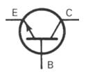 Transistor Symbol - BJT NPN