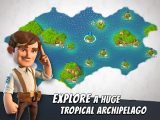 Boom Beach Mod Apk Unlimited Money
