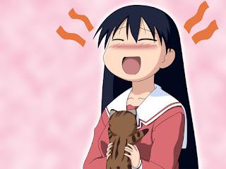 جميع حلقات انمي Azumanga Daioh مترجم عدة روابط